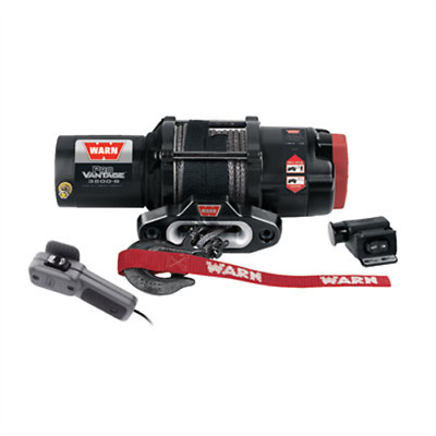 WARN® PV3500-S ProVantage Winch with Synthetic Rope 3500 lb. 90351