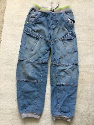 Size 9/10 Years Boys Cuffed Jeans
