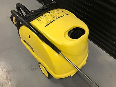 Karcher HDS 601 C Eco Steam Cleaner Pressure washer Hot Cold