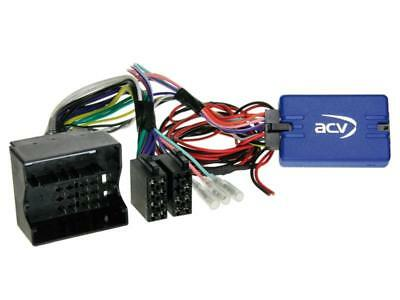 Alpine Autoradio Lenkradadapter Interface Opel Corsa 09 CAN-BUS Quadlock Stecker