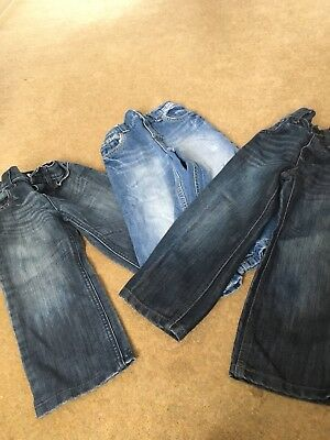Boys Bundle of Jeans - Aged 3 Years