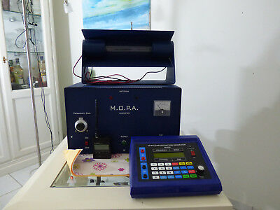 GB 4000 Frequency Generator with M.O.P.A. Master Oscillator Power Amplifier