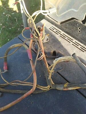 Cub Cadet 128 IH Factory wiring harness ih cub cadet wiring harness main only 56286c91 see below for cub cadet 128 wiring harness at edmiracle.co