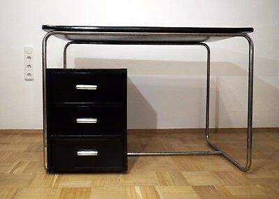 bauhaus stahlrohr tisch eur 600 00 picclick de. Black Bedroom Furniture Sets. Home Design Ideas