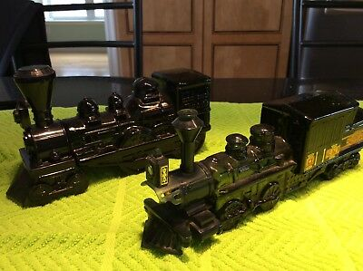 Vintage Avon The General 4-4-0 Tai Winds and Centenniel Express Train Bottle