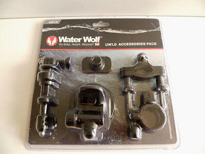 UW1.0 Water Wolf | Accessories Pack for Water Wolf HD Camera NEW/ NEU