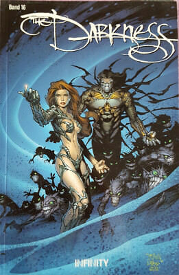 The Darkness Band 16 Infinity Top Cow Witchblade