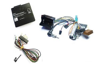 Lenkrad Interface LFB Can Bus Adapter Seat Leon Ibiza für Alpine Radio