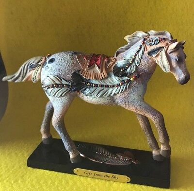 Trail of Painted Ponies Gift From the Sky Figurine 4053767 NEW NIB Horse