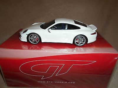 1/18 Porsche 911 (991) Carrera S Sport Design 2013 GT Spirit Rare model