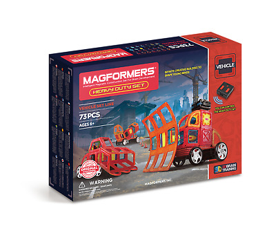 NEW Magformers - Heavy Duty Set Kids Childrens Toys