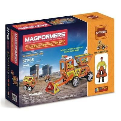 NEW Magformers - XL Cruisers Construction Set Kids Childrens Toys
