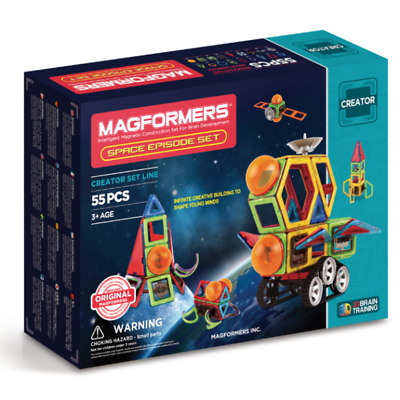 NEW Magformers - Space Episode Set Kids Childrens Toys