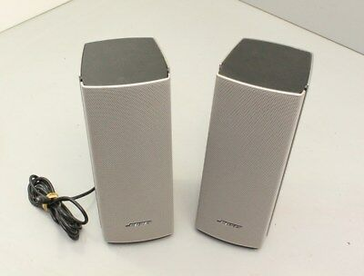 Pair of Bose Companion 20 Speakers WORKING