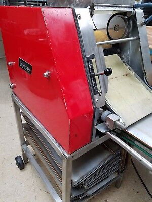 Janssen Cookie Machine, This Machine Can Make Almost Any Shape Or Thickness .