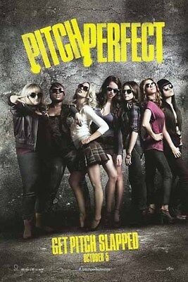 PITCH PERFECT great original D/S 27x40 movie poster 2012 (s001)