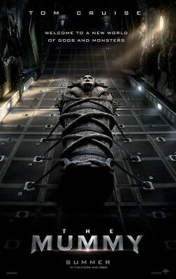THE MUMMY great original 27x40 D/S movie poster (s001)