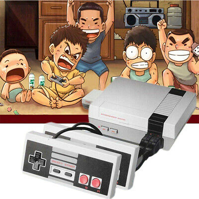 Classic Mini Game Consoles Built-in 620 TV Video Game With Dual Controllers