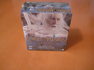 Lord of the Rings: The Return of the King (36 Packs)  Trading Card Box