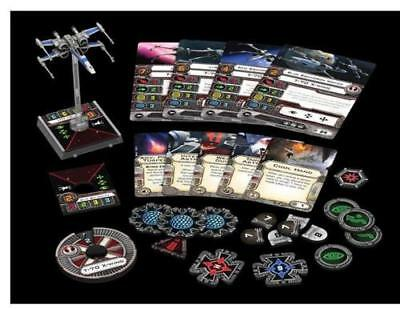 Star Wars X-Wing Miniatures Game:  T-70 X-Wing Expansion Pack. Resistance