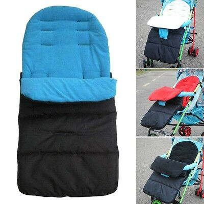 Hot Baby Stroller Footmuff Multiuse Infant Sleep Bag Detachable Pram Accessories