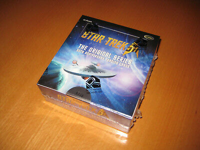 Star Trek TOS 50th Anniversary Trading Card Box