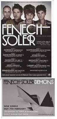 FENECH SOLER : CUTTINGS COLLECTION -adverts-