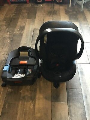 Cybex Aton Q Infant Car Seat with Base, Gently Used, Great Shape Cybex Aton