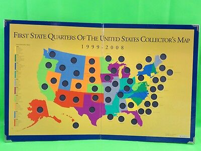 Best Vintage TeleBrands Products Images On Pinterest Products - Us map for quarters