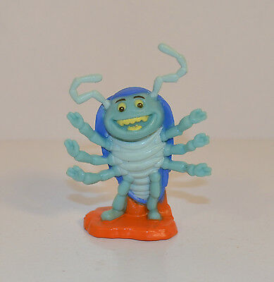 "2"" Tuck or Roll Smile on Stand Base PVC Action Figure Disney Pixar A Bug's Life"