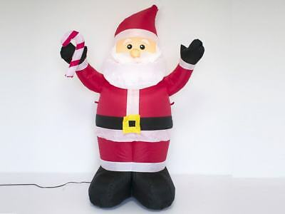 Hinchable Papa Noel Con 1 Led (12752)