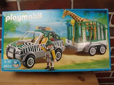 Playmobil Safari Jeep #4855