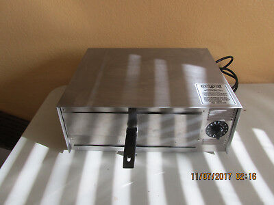 Wisco Pizza Oven 412-2, 1740 Watt Electric Commercial. Minty Little To No Use