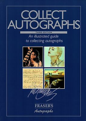 Stanley Gibbons Collect Autographs 3rd Edition Catalogue by Fraser's