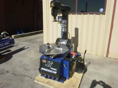 Tyre Changer 240 Volt Tilt Arm Machine Part No. = Jftm562