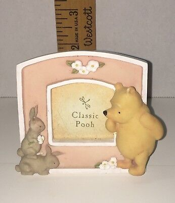 Disney Classic Pooh Mini  Photo Frame by Charpente