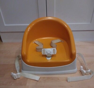 Prince Lionheart Booster Pod Boosterpod Child Seat High Chair - Brown
