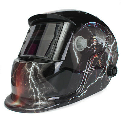 Solar Helmet Welder Mask Auto-Darkening Welding Arc Tig Mig Adjustable Helmet 09