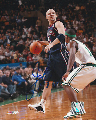 44aecbe2760d JASON KIDD AUTOGRAPH 8x10 NBA Photo New Jersey Nets -  40.00