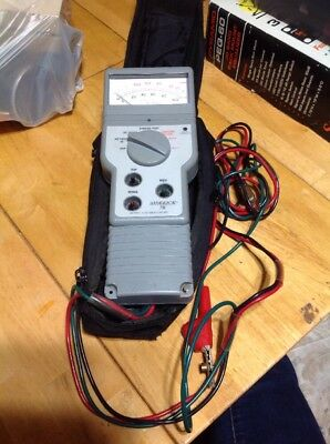 Tempo research sidekick 7b telephone line cable tester