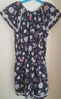 Country Road Girls Floral Jumpsuit Size 12