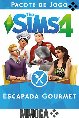 Die Sims 4 - Gaumenfreuden DLC - Dine Out - PC MAC EA Origin Digital Code - DE