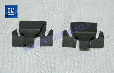93-02 Camaro Power Switch Panel Mounting Clips NEW GM PAIR  397X2