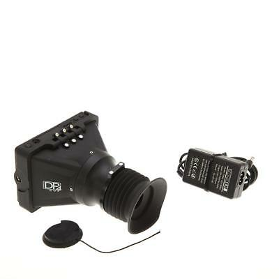 "Small HD DP4 EVF 4.3"" Field Monitor  Viewfinder One Product Two Devices 930907"