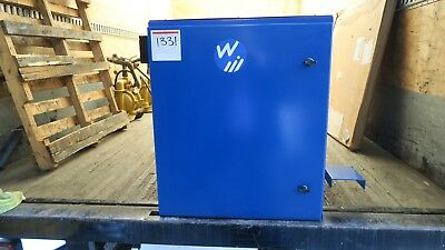 Cabinet Dust Collector 1 HP 550 CFM Donaldson Torit 24 Bag Style Model #75 NEW