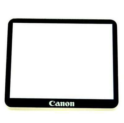 For Canon EOS 5D Outer TFT LCD Screen Display Window Glass Part +ADHESIVE TAPE