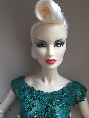FR 2017 Integrity Fairytale Convention VERONIQUE SEA DEVIL FASHION ROYALTY DOLL