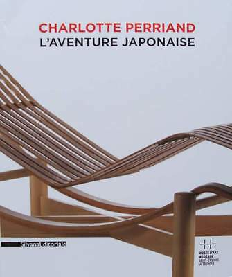 FRENCH BOOK : CHARLOTTE PERRIAND Japanese adventure