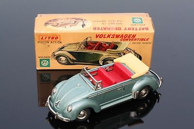 Volkswagen 1200 Convertible 1956 - TN/Nomura Japan - ca. 1/18 - Ultra-Rare !!!