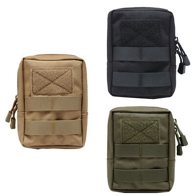 600D Military Tactical Life Bag Multifunctional Tool Pouch EDC Belt Pouches Pack